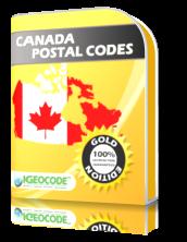 IGEOCODE CA Postal Code Gold Edition