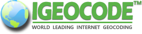 iGeocode - #1 solution provider for internet geocoding and geolocation